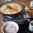豆腐チゲ鍋など