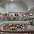 イオン系のショッピングモールの2階と3階