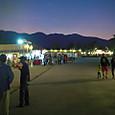 山岳少数民族の祭りの会場(メーサイ)