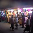 山岳少数民族の祭りの会場