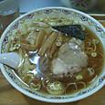 春木屋のワンタン麺