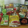 日本の食品