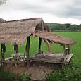 農家の休憩所