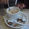 タイ人のカフェラテ