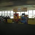 子供の遊び場もあります