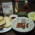 2013年12月31日の朝食